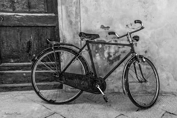 Black Bicycle Photography Art | Patrick O'Toole Photography, LLC