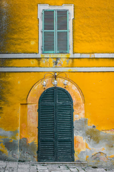 Yellow House Photograph for Sale as Fine Art