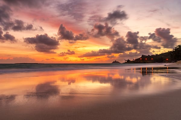 Hawaii Photography | Reflections of Kailua by Peter Tang