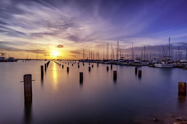 Hawaii Photography | Keehi Sunset by Peter Tang