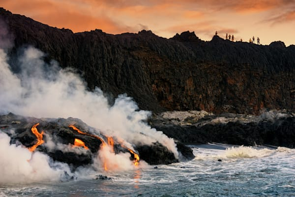 Hawaii Photography | Exploring the Edge by Peter Tang