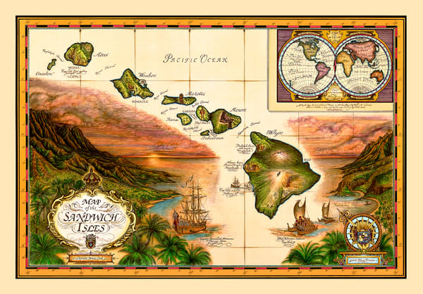 Historical Maps by Blaise Domino