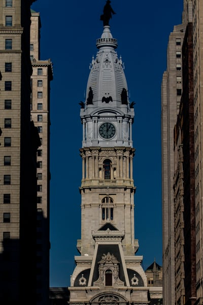 Fine Art Photograph of Historic Philadelphia by Michael Pucciarelli