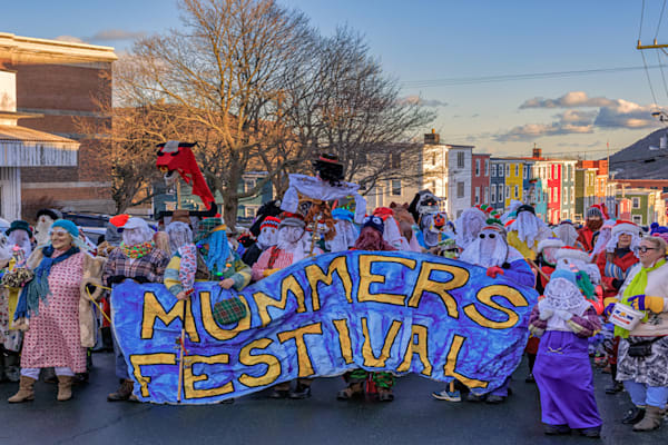 Mummers
