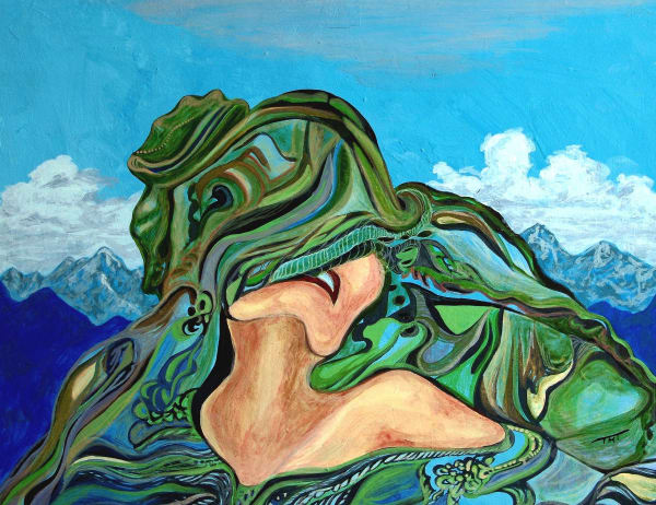 Surrealistic Reflections - Emergence