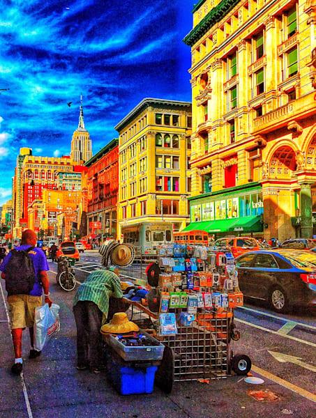 NYC Vendor