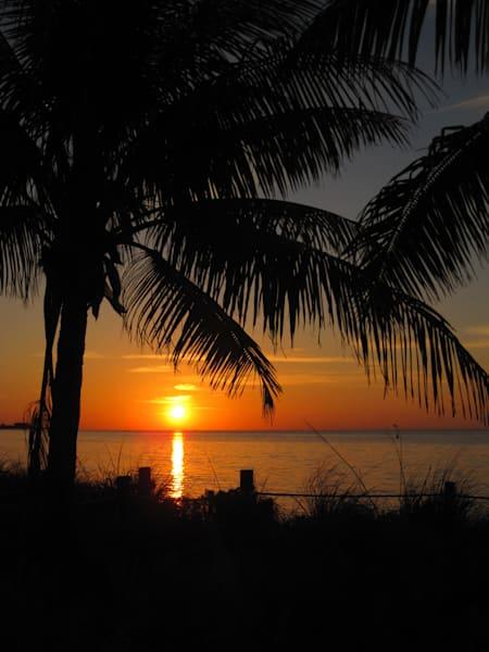 Sunrise in Key West