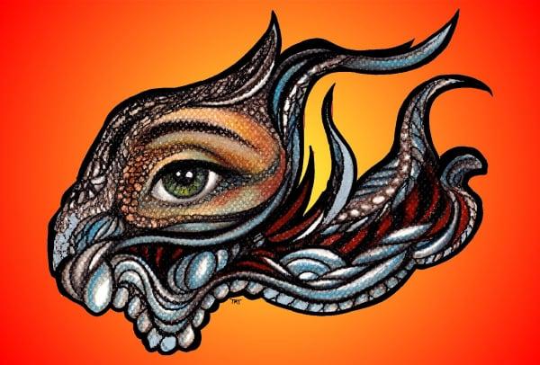 Surrealistic Reflections - Metamorphasys
