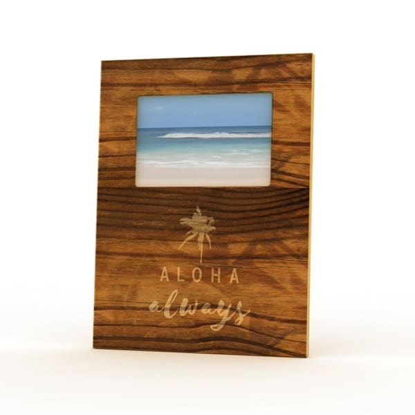Decorative Picture Frames | Aloha Always