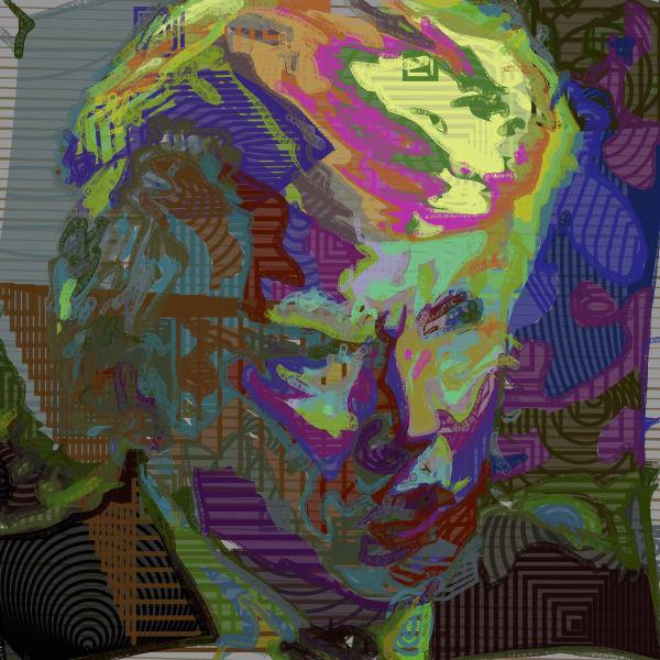 Donald-J. Trump Art Canvas