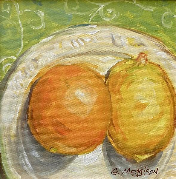 Two Lemons | Classical Style | Gordon Meggison IV