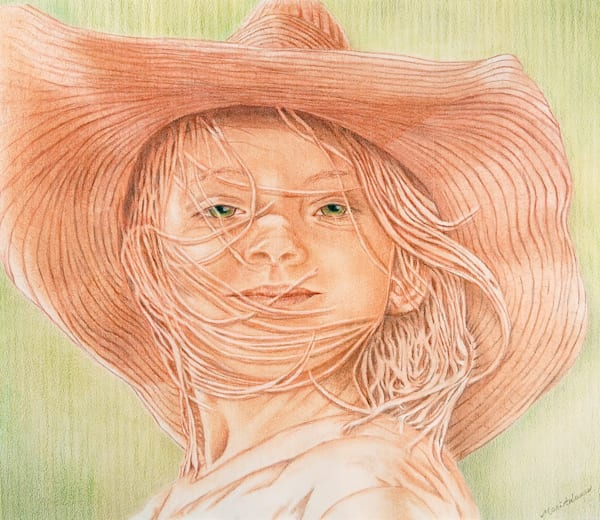 Sassy Sombrero by Mari Adams | SavvyArt Market art prints