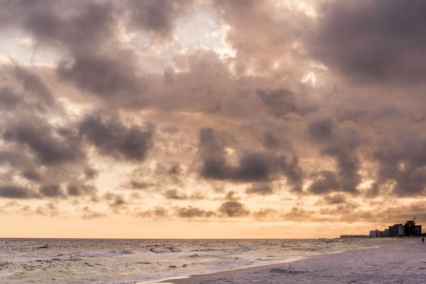 Golden Sunset | Susan J Photography | fine art beach prints