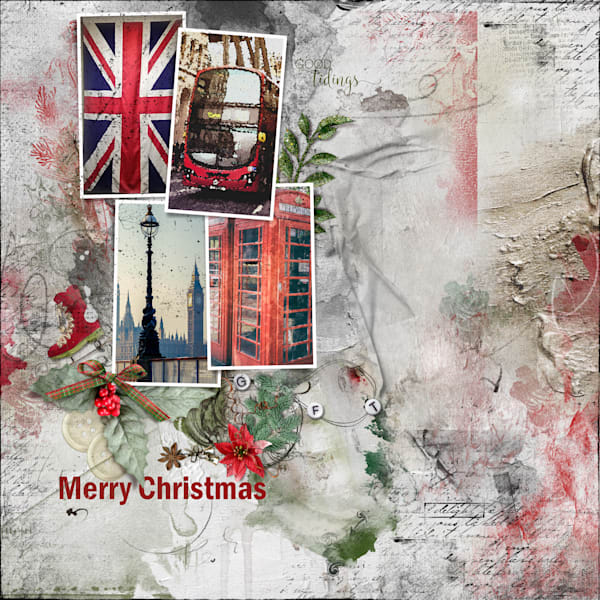 Merry Christmas London | Nicky Jameson