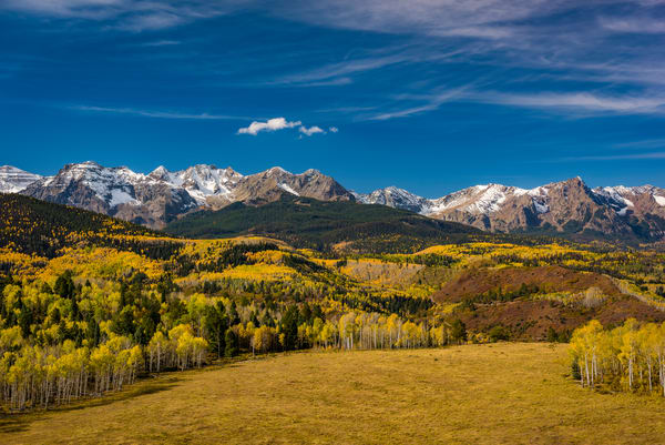 Western Sneffels Range & Wilderness Area - Colorado Landscape Prints for Sale