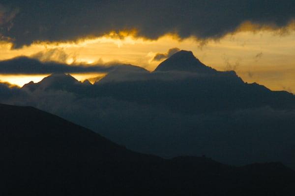 Dentral Pyrenees Mts.