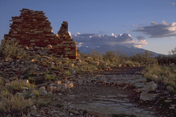 Inian Ruins