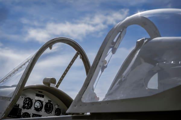 Chance Vought F4U Corsair Cockpit Decor|Wall Decor fleblanc