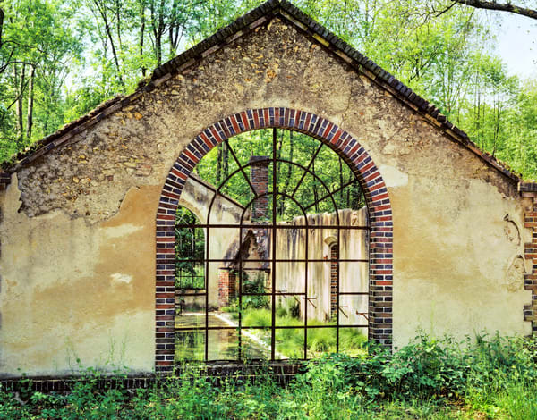 Abandonded House 1 Photography Art | frednewmanphotography