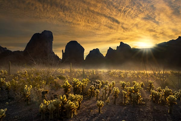 3089 Arizona Sunrise Art | Cunningham Gallery