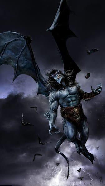 Goliath, leader of the Gargoyles