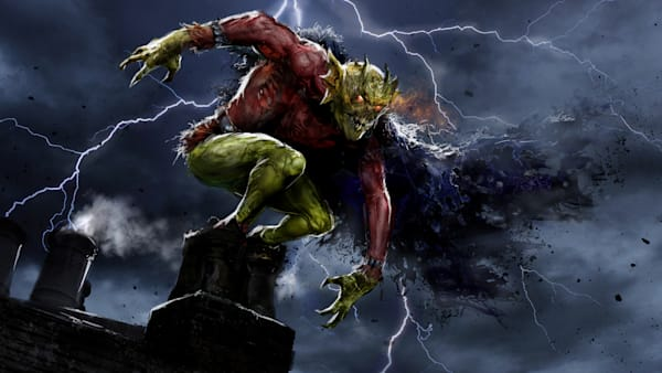 Demon Etrigan