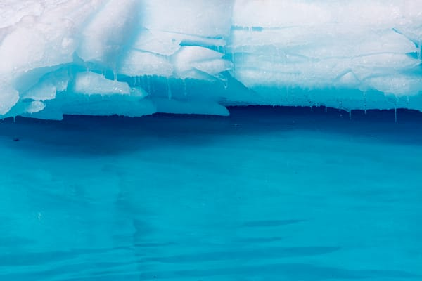 Icey Blue - Paradise Bay Antarctica