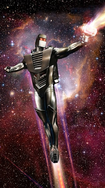 ROM Spaceknight