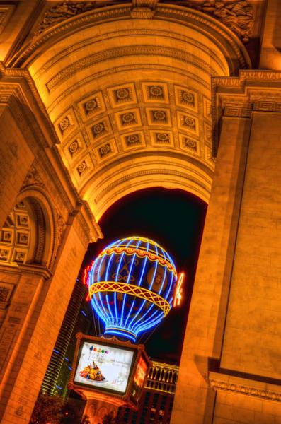 Paris Romance   Las Vegas, Nevada Photography Art | Byron Fichter Fotography