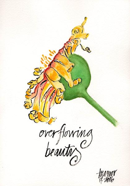 Overflowing Beauty