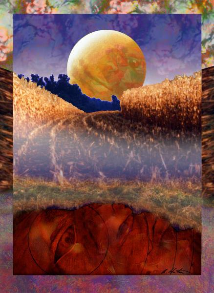 Nature Art by Alyssa Hinton-Original-Mixed Media Paintings-Fine Art Prints on Canvas, Paper, Metal & More