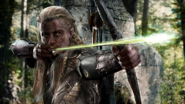 High Elven archer
