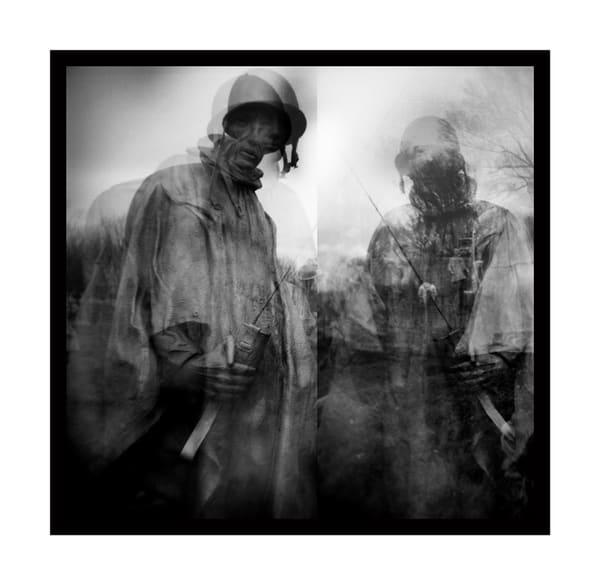 Korean War Memorial, Washington Dc Art   Photographic Works and ArtsEye Gallery