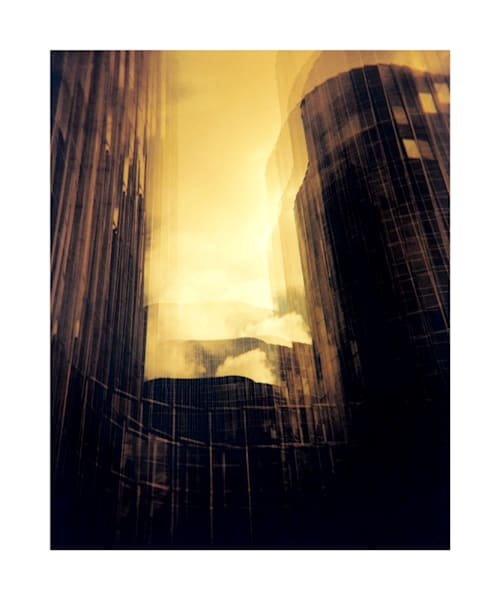 3 Rd Place: Trade Towers Art   Photographic Works and ArtsEye Gallery
