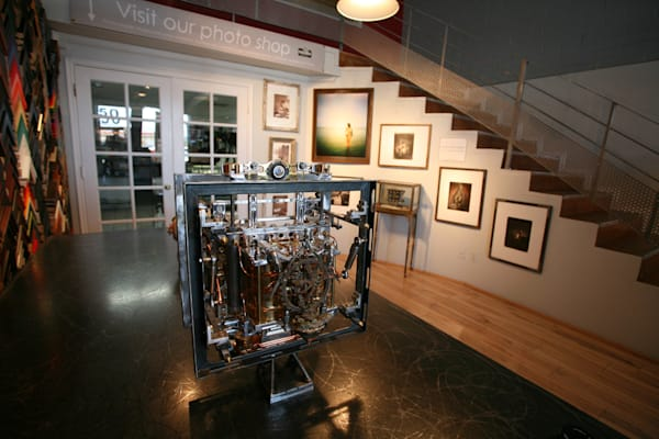 Wayne Belgers Pinhole Camera Art | Photographic Works and ArtsEye Gallery