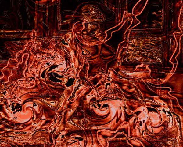 Passion melting as Wax | Mark Humes Gallery
