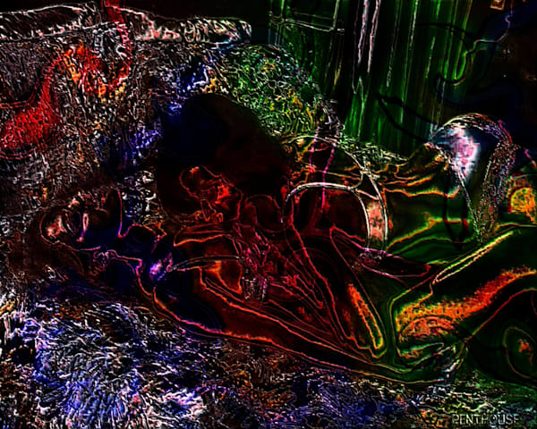 Sapphic Epic Of Bifrost | Mark Humes Gallery