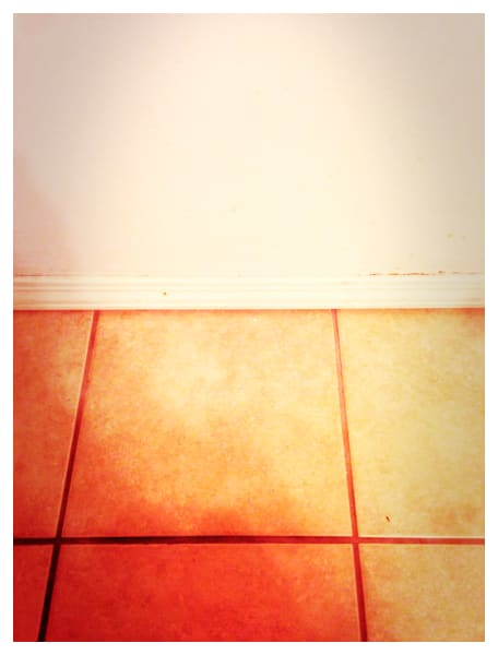 red, postmodern, floor tile, photography, iphone