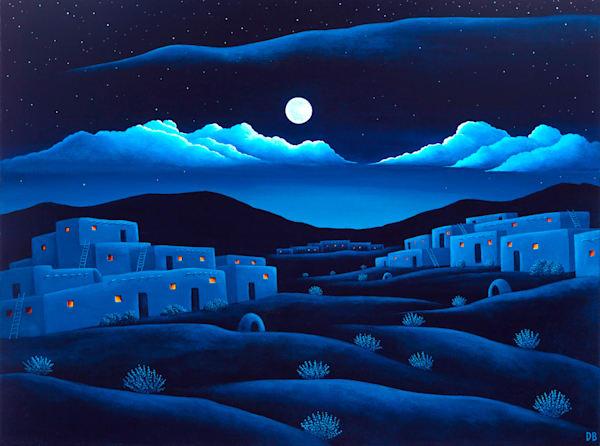 Pueblo Moon
