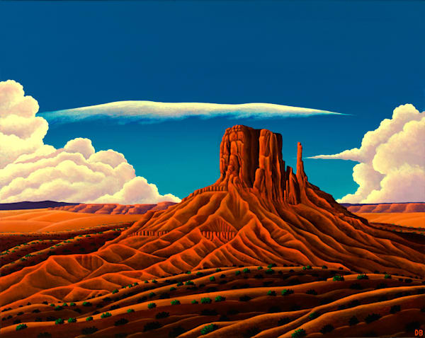 West Mitten Art | Fine Art New Mexico