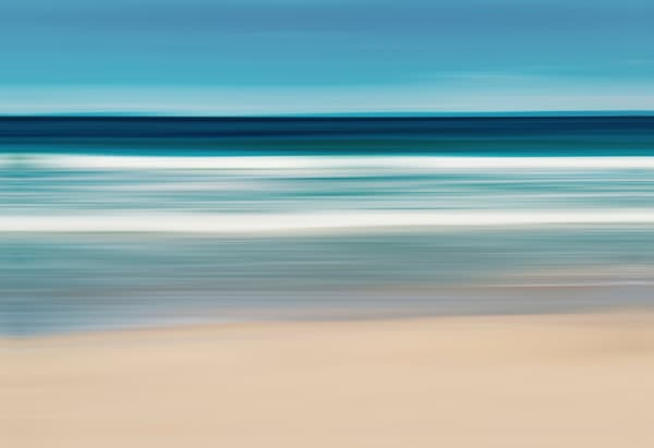 Abstract Beach Seascape Photographs from Cape Cod, Martha's Vineyard, Nantucket