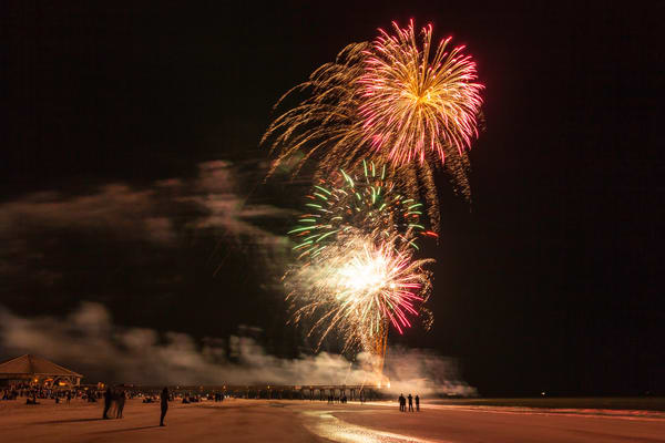New Years on Tybee Island