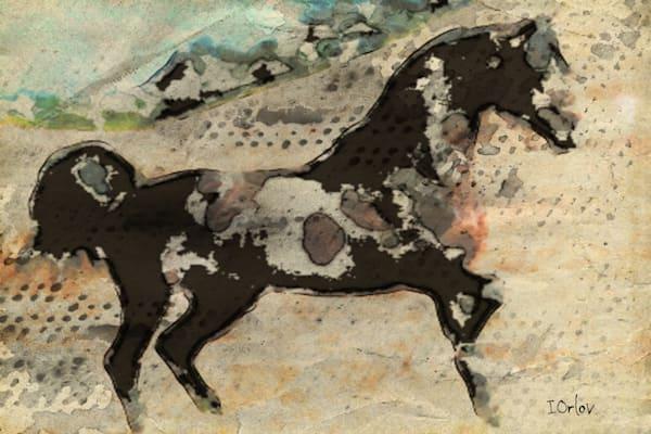 Orl 3132 2 Wild Horse Art | Irena Orlov Art