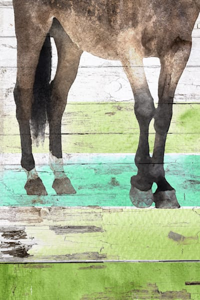 ORL-3035-2 Horse Legs