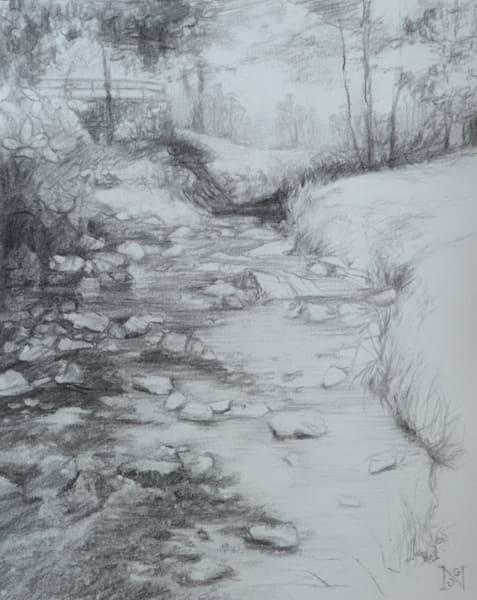 Bicentennial Creek Drawing