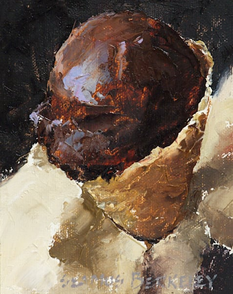 Chocolate Sorbet Art | Fine Art New Mexico
