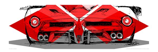 La-Ferrari-art