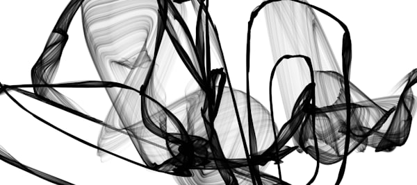 Abstract Expressionism In Black And White 17 Art | Irena Orlov Art