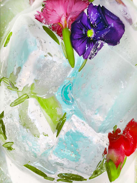 Iced Beauty 1 Art | Irena Orlov Art