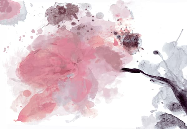 Pink Timeless Art | Irena Orlov Art